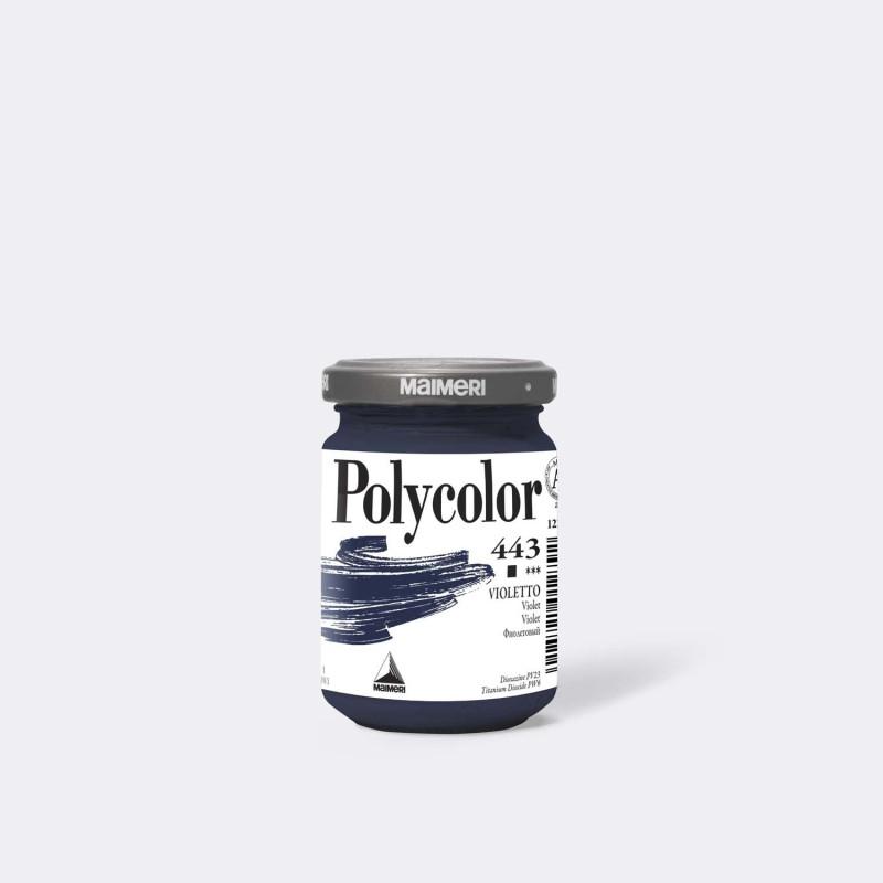 Maimeri Polycolor 443 Violetto 140 ml.