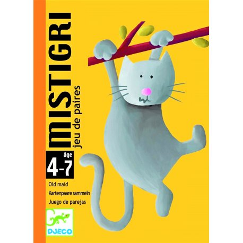 Gioco Djeco Carte Mistigri DJ05105