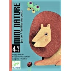 Gioco Djeco Carte Mini Nature DJ05128