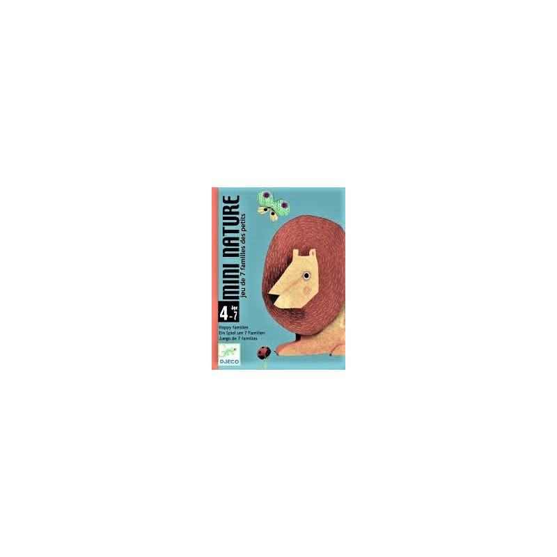Gioco Djeco Carte Mini Nature DJ05128