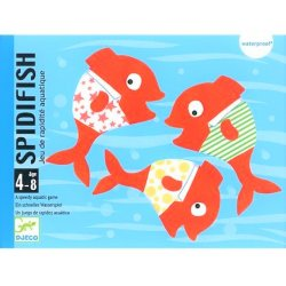Gioco Djeco Carte Spidifish DJ05155