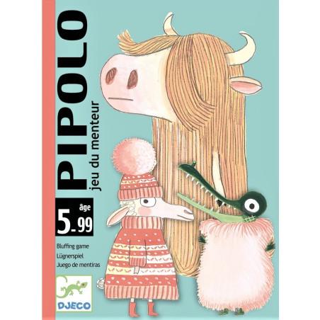 Gioco Djeco Carte Pipolo DJ05108