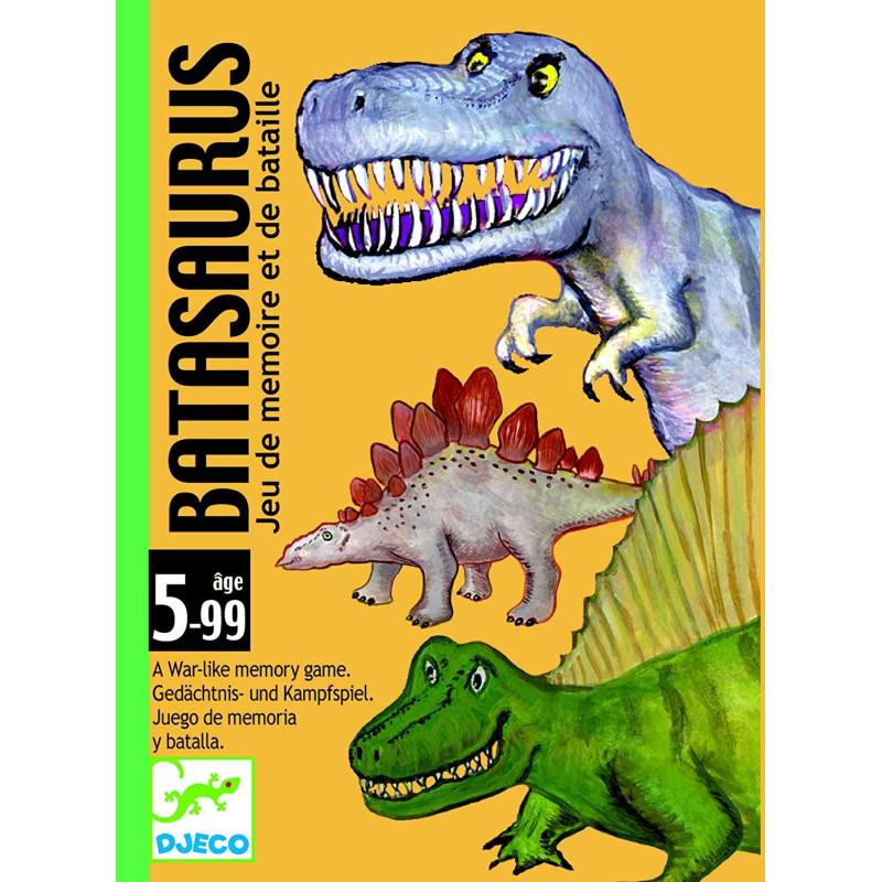 Gioco Djeco Carte Batasaurus DJ05136