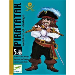 Gioco Djeco Carte Piratatak DJ05113