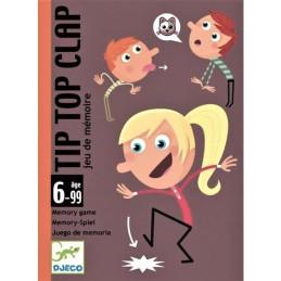 Gioco Djeco Carte Tip Top Clap DJ05120