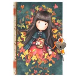Diario Segreto Gorjuss 815GJ05 Autumn Leaves