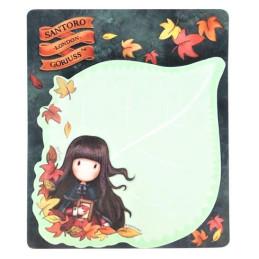 Foglietti adesivi Sticky Notes Gojuss 909GJ04 Autumn Leaves