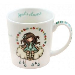 Tazza Mug Gorjuss 932GJ05 April's Shower