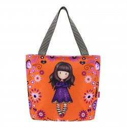 Borsa termica Lunch Bag Gorjuss Fiesta 388GJ10 Cobwebs