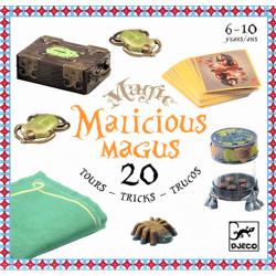 Gioco Djeco COFFRET MAGIE DJ09964 Malicious Magus