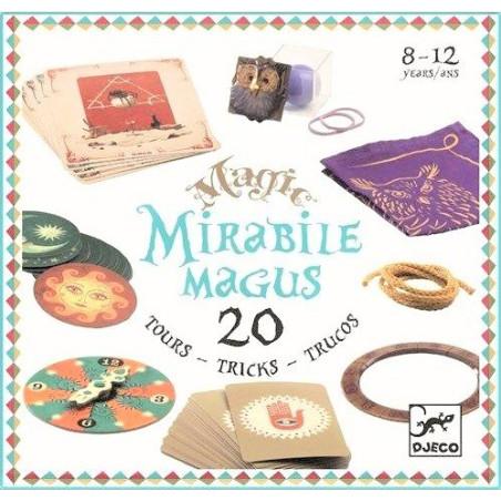 Gioco Djeco COFFRET MAGIE DJ09965 Mirabile Magus