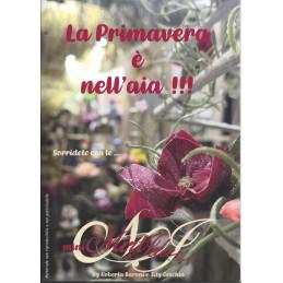 Libro progetti I nastri di Mirta La primavera è nell'aria RIV 8000100011