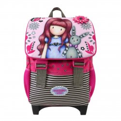 Zaino Trolley Gorjuss Fiesta Rucksack 942GJ01 My Gift to You