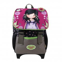 Zaino Trolley Gorjuss Fiesta Rucksack 942GJ02 You Brought Me Love