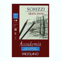 Blocco Schizzi Accademia 50...