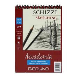 Blocco Schizzi Accademia...