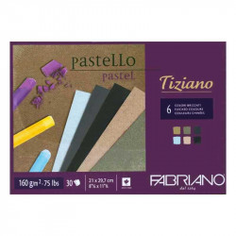 Blocco Tiziano Tinte forti...