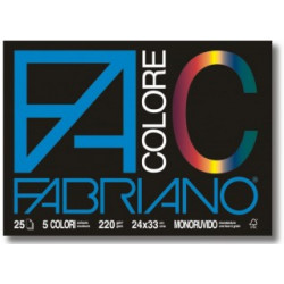 Blocco Fabriano Colore F4...