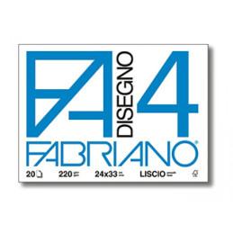 Blocco Fabriano F4 Disegno...