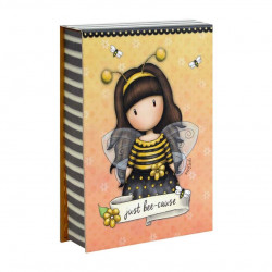 Notebook Memo Pad Gorjuss...