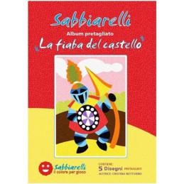 Sabbiarelli Album La Fiaba...