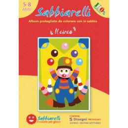 Sabbiarelli Album Il Circo...