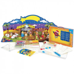 Sabbiarelli Nativity Kit...