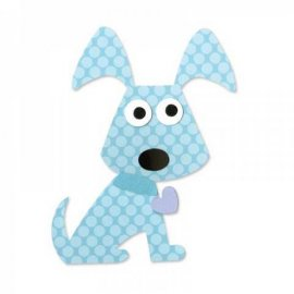 657687 Sizzix Bigz Die - Dog, Puppy