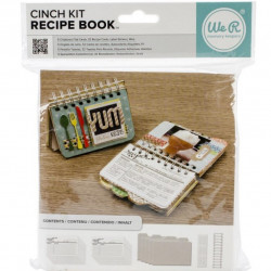 Cinch Kit Recipe Book We R...