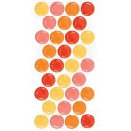Enamel Dots & Shapes – 42611