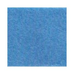 Feltro in fogli 3 mm 50x70cm - 5301 - 09 - Azzurro