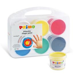 Confezione Colori a dita...