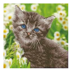 Diamond Dotz Kitten – Gatto...