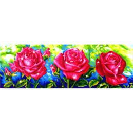 Diamond Dotz Les Roses du...