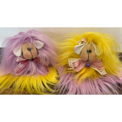 Kit Pecorella Pasqua da creare