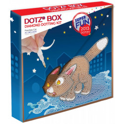Diamond Dotz Box - Fearless...