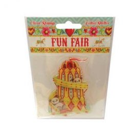 Fun Fair by Helz Cuppleditch Clear Stamps - Helter Skelter HCCS023