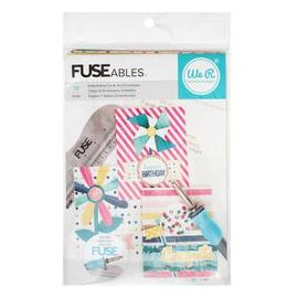 FUSEAbles – Embellished Cards and Envelopes, 10 pz 660866