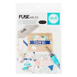 FUSEAbles – Embellished Cards and Envelopes, 10 pz 660867