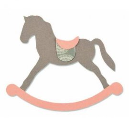 Fustella Bigz – Rocking Horse 661983