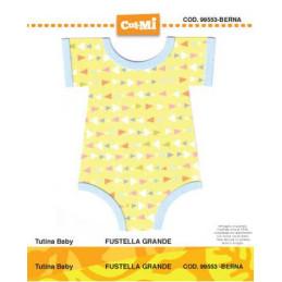 Fustella Cut-Mi - Tutina Baby 99553