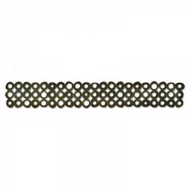Fustella sottile Decorative Strip Washer Border by Tim Holtz 657826