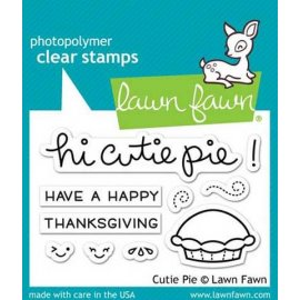 LF1210 Clear Stamps Cutie Pie