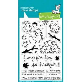 LF1212 Clear Stamps - Jump for Joy