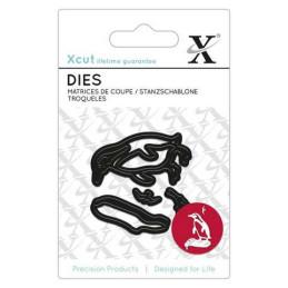 Mini Die (4pcs) – Penguin XCU 504010