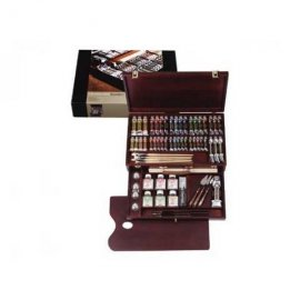 Rembrandt Oil Colour Box Excellent – 01840001