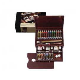 Rembrandt Oil Colour Box Master – 01840002