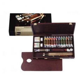 Rembrandt Oil Colour Box Professional – 01840003