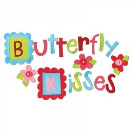 Set Alfabeto Sizzix Butterfly Kisses 656775