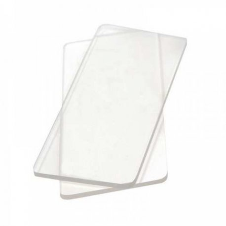 Sizzix Accessory - Cutting Pad, On the Edge, 1 Pair 656654